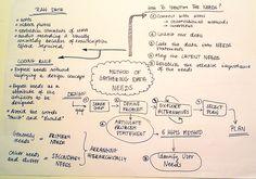 Sketchnoting, mapy myśli, algorytmy, metoda Cornella - moje sposoby na notowanie // Hattu.pl