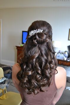 Sweet 16 Hairstyles On Pinterest Quinceanera Hairstyles