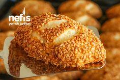 10 Dakikada Simit Poğaça Tarifi – Nefis Yemek Tarifleri Cheesecake Brownies, Turkish Recipes, Homemade Beauty Products, Bagel, Banana Bread, Health Fitness, Breakfast, Desserts, Food