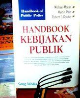 Toko Buku Sang Media : Handbook Kebijakan Publik