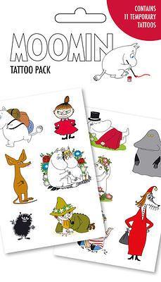 Moomin Tattoos