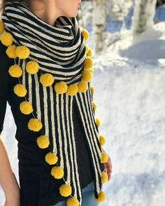 19712150 Design av Strikkelisa Første gang eg så dette sjalet innrømmer eg mer enn  gjerne at eg