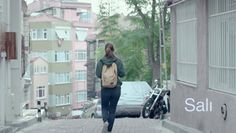 Salı by Ziya Demirel.  In Competition at Cannes Short Films competiton.  Un jour d'école ordinaire dans la vie d'une adolescente, et ses rencontres avec trois hommes différents : sur le chemin du lycée, sur un terrain de basketball, et dans le bus du retour.