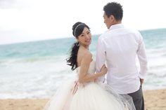 Photography: Global Pictures | Katsuya #ハワイ #ハワイ挙式 #海外ウエディング #ブライズメイズ