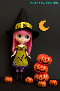 Halloween - Blythe
