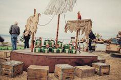 Peter Pan Captain Hook Boy Girl Beach Birthday Party Planning Ideas