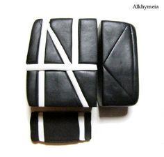 Signature cane, a polymer clay tutorial by Alkhymeia