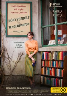 The Bookshop is a movie starring Emily Mortimer, Bill Nighy, and Hunter Tremayne. England In a small East Anglian town, Florence Green decides,. Streaming Movies, Hd Movies, Movies To Watch, Film Movie, Movies Online, Movies And Tv Shows, Hd Streaming, 2018 Movies, Indie Movies