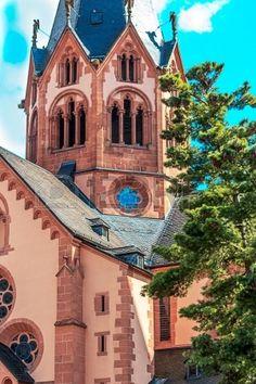Gelnhausen #church - #Gelnhausen - Germany