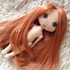 «Ждет одежку девочка;) #кукла #куклы #куколка #Куклаолли #олли #doll #dolls #artdoll #textilledoll»
