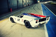 Lola T70, And it´s for sale