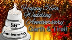 March 15, 2015 marks 56 years of marriage for TCT Network founders, Garth & Tina Coonce!