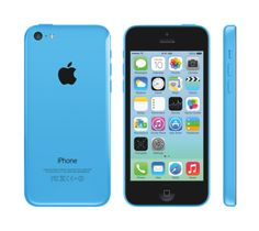 iPhone 5C Blue this color all the way love it