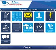 Teokul Öğretmen Modülü Ana Sayfa