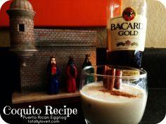 Coconut Eggnog Recipe: Puerto Rican Coquito