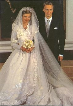 Princess Marie Astrid of Luxembourg and Archduke Carl Christian of Austria wed On 6 February 1982