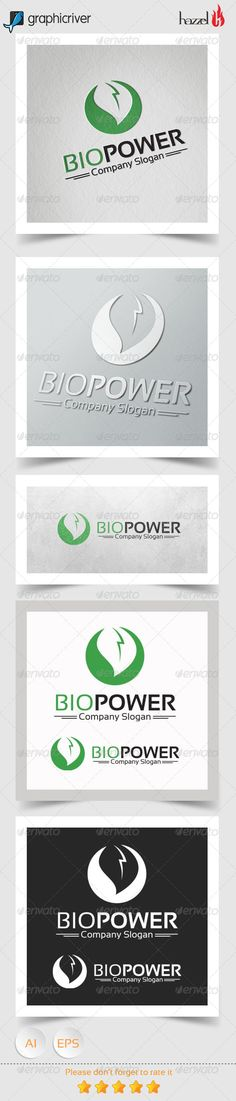 A great and simple logo CMYK Editable and resizeable vector files Editable text and color Included AI and EPS The free font used i