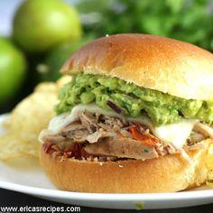 Mexican Pulled Chicken Recipe - RecipeChart.com