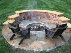 out door fire pits | Outdoor Fire Pit Designs