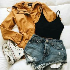 Are you looking for stylish and trendy outfits?de is the leading Online Store in Germany for Ladies Outfits & Accessories! We offer inexpensive and trendy stuff for fashion lovers. Casual Outfits For Teens, Teen Fashion Outfits, Womens Fashion, Ladies Outfits, High Fashion, Fashion Fashion, Fashion Vintage, Trendy Fashion, Fashion Black