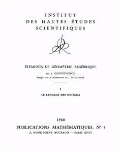 Alexander Grothendieck o la inmensidad de un genio.