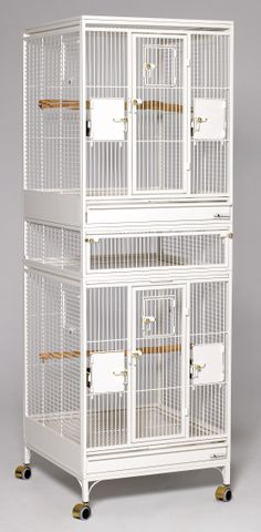 bird cages | The Avian Adventures Multi Vista is good bird cage for: small birds ...