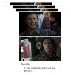 Here's Your Daily Dose Of Funny Supernatural Posts And Memes (Episode Castiel, Sammy Supernatural, Supernatural Quotes, Sherlock Quotes, Sherlock John, Sherlock Holmes, Supernatural Bloopers, Winchester Supernatural, Watson Sherlock