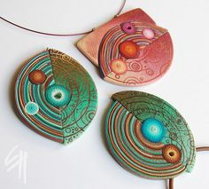 Universe Geomtery | A project made for Polymer Clay School o… | Flickr