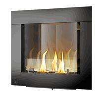 If all you have is a corner for a fireplace, the Napoleon Vent-Free Corner Fireplace is what you need. It's perfect for tight spaces and couples who want a crackling fire to snuggle next to. www.elitedeals.com $1029.00