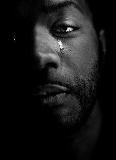 Wild or Sad. Tears help you heal. We Are The World, People Of The World, Tears Of Sadness, Crying Face, Sad Life, Eye Photography, Black And White Photography, Eyes, Artwork