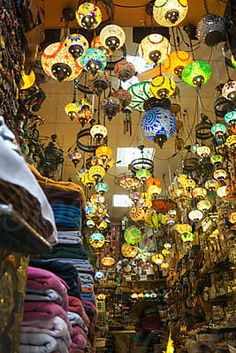 Colourful Traditional Lamps In Market At Night Arabian Tent, Traditional Lamps, Moroccan Lamp, Handmade Lamps, Project 4, Us Images, Design Elements, The Unit, Colorful