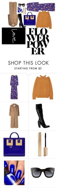 """""""#powerlook"""" by marishaddv ❤ liked on Polyvore featuring Diane Von Furstenberg, Jason Wu, PINK MEMORIES, Sophie Hulme, Gucci and Native State"""