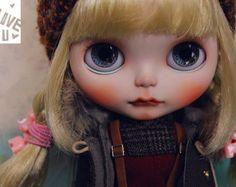 OOAK custom Takara Blythe doll