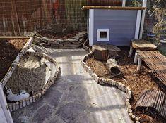 Easy rabbit area set up Bunny Sheds, Rabbit Shed, House Rabbit, Rabbit Toys, Pet Rabbit, Bunny Cages, Rabbit Cages, Rabbit Habitat, Rabbit Enclosure