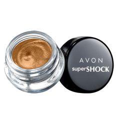 SuperSHOCK Eye Liner-   glide-on gel lines your eyes with precision.    Shop online at tashina.avonrepresentative.com