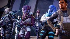 Mass Effect, Deadpool, Joker, Superhero, People, Fictional Characters, Game, The Joker, Gaming