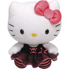 Peluche Hello Kitty Punk Ty