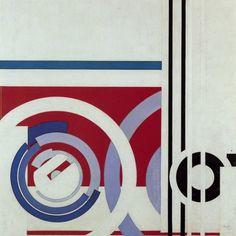 Frantisek Kupka, Circulairs et Rectilignes, 1937  Art Experience NYC  www.artexperiencenyc.com