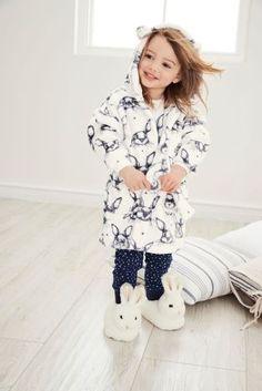 Rabbit's have never been so CUTE! Shop our children's nightwear range NOW!