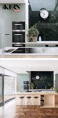 Take a look around chef and owner of acclaimed restaurant The Modern Pantry, Anna Hansen's MBE kitchen and discover the appliances she cannot live without. Anna, Design Your Kitchen, Family Kitchen, Küchen Design, Food Preparation, Cool Kitchens, Modern, Pantry, Dishwasher