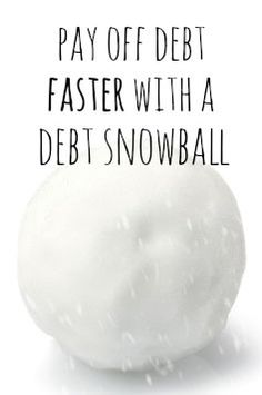 How you can pay off debt faster using the debt snowball method. (Explains what that is, too.) We changed our family's life with this method!