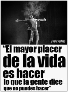 El Mayor Placer!