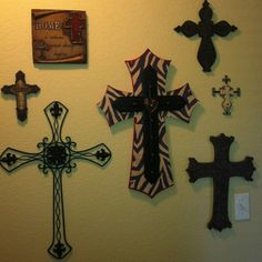 1000 Ideas About Cross Walls On Pinterest Cross Wall