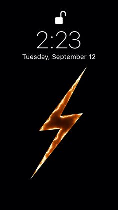 Fire lightning live wallpaper for your iPhone from Everpix Live #wallpaper #wallpapertumblr #fire #lightning