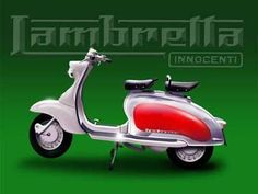 White Lamretta Innocenti Metal Sign adds unique decor to your home or business. Every Lambretta Scooter collector would love this unusual gift. All Lamretta Innocenti Steel Signs are pre-drilled and ready to hang.