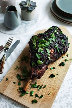 Middle Eastern Leg of Lamb Recipe