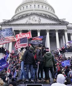 Republicans Are Trying To Blame Antifa For Capitol Coup Trump Flag, Sarah Palin, Right Wing, Guy Pictures, The Washington Post, New Hampshire, Things To Come, Lol, How To Plan