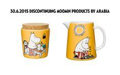 Moomin.com - Discontinuing Moomin products by Arabia