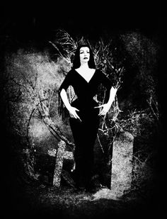 Vampira, Plan 9 from outer space