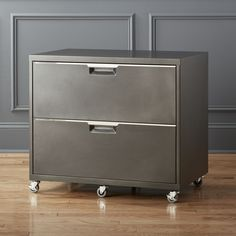 Stainless Steel Wide File Cabinet Home Office Pinterest Fancy Hands Cabinets And Furniture